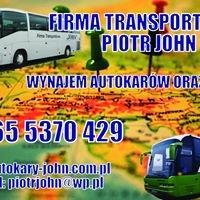 Firma Transportowa Piotr John