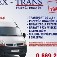Derex-trans Firma Transportowa