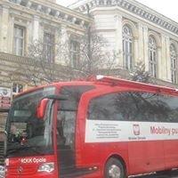 Klub Honorowych Dawców Krwi Polski Czerwony Krzyż Głubczyce