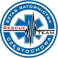 Sztab Ratownictwa i Łączności w Częstochowie Rescue Team