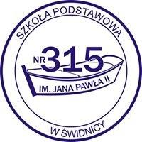 Szkoła Podstawowa nr 315 im. Jana Pawła II w Świdnicy