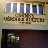 Gminny Ośrodek Kultury w Konecku