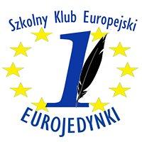 """Szkolny Klub Europejski """"EuroJedynki"""""""