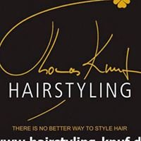 Hairstyling Thomas Knuf