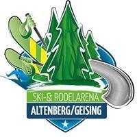 Ski- und Rodelarena Altenberg/Geising