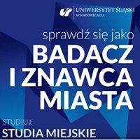 Studia Miejskie - Uniwersytet Śląski
