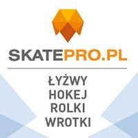 Skatepro - Łyżwy Hokej Rolki Wrotki