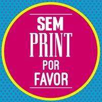 Sem Print Por Favor