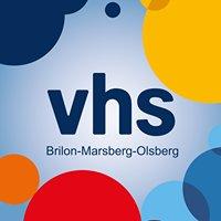 Volkshochschule Brilon-Marsberg-Olsberg / VHS BMO
