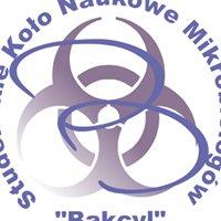 """SKN Mikrobiologów """"Bakcyl"""" UMCS"""