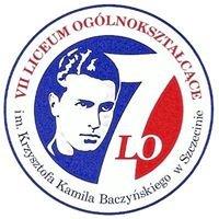 VII Liceum Ogólnokształcące im. Krzysztofa Kamila Baczyńskiego w Szczecinie