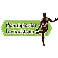 Schuhplattlergruppe Konradsheim