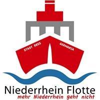 """Fahrgastschiff """"Stadt Rees"""""""