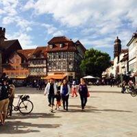 Göttingen Marktplatz