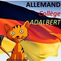 L'Allemand au Collège Adalbert de Bouzonville