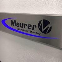 Maurer Sondermaschinenbau GmbH & Co.KG