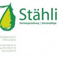 Stähli Gartengestaltung GmbH