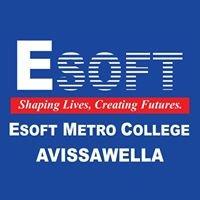 ESOFT Metro College - Avissawella