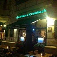 Gasthaus Krombach, Meinikenstrasse 4, Berlin