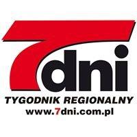 """Tygodnik Regionalny """"7dni"""""""
