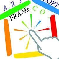 Art Frame N Copy Co.