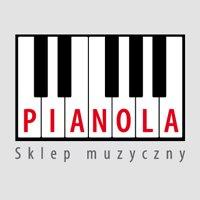 Sklep muzyczny Pianola