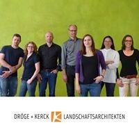 Dröge + Kerck Landschaftsarchitekten