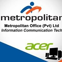 Metropolitan Office (Pvt) Ltd - Information Communication Tech