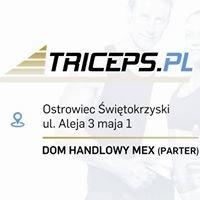 Triceps.pl Ostrowiec Świętokrzyski - odżywki suplementy diety