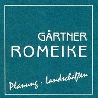 Gärtner Romeike