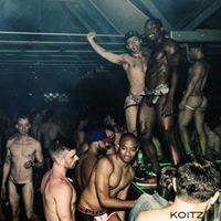 Dworld Underwear Party on Fire Island
