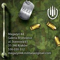 Magazyn 44 / Militaria M1 Kraków
