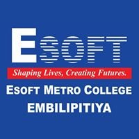 ESOFT Metro College - Embilipitiya