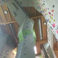 Kletterhalle Simbach Biwak2