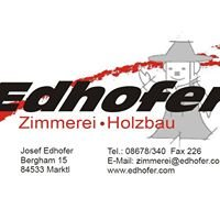 Zimmerei & Holzbau Edhofer Josef