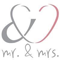 mr. & mrs. | weddingplaner