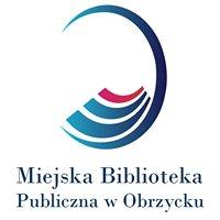 Miejska Biblioteka Publiczna  w Obrzycku - Instytucja Kultury