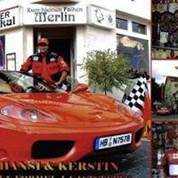 Formel 1 + Ferrari Kneipe