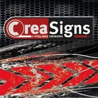 Crea Signs-Foliendesign