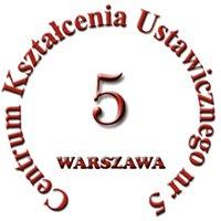 Centrum Kształcenia Ustawicznego nr 5
