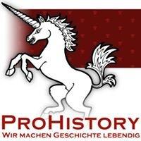 Pro History- Agentur für historische Themenfeste