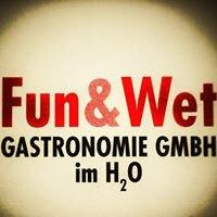 Fun & Wet Gastronomie im H2O