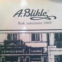 Cafe A. Blikle
