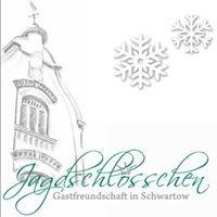 Jagdschlösschen - Gastfreundschaft in Schwartow