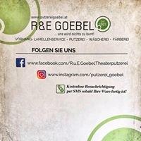 R & E Goebel GmbH - Theaterputzerei, Färberei und Wäscherei