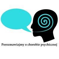 Porozmawiajmy o chorobie psychicznej