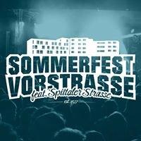Sommerfest Vorstraße feat. Spittaler Straße