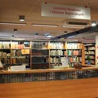 Miejska Biblioteka Publiczna w Jaworznie - Czytelnia Naukowa i Czasopism