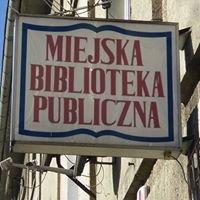 Miejska Biblioteka Publiczna w Wojcieszowie