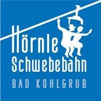 Hörnle Schwebebahn - Bad Kohlgrub